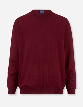 0150-11-39 Knitwear, modern fit, Pullover crew neck
