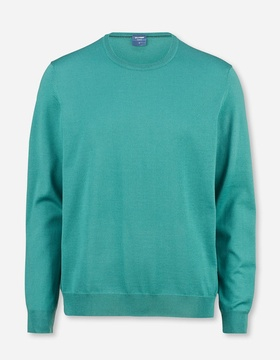 0150-11-48 Knitwear, modern fit, Pullover crew neck