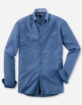 4002-64-18 Casual, modern fit, Button-down