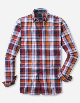 4044-64-39 Casual, modern fit, Button-down