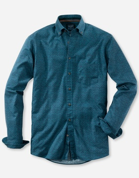 4052-64-45 Casual, modern fit, Button-down