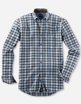 4072-64-28 Casual, modern fit, Button-down