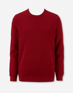 5311-55-39 Knitwear, modern fit, Pullover crew neck