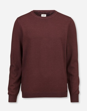 5351-65-38 Level Five Knitwear, body fit, Pullover crew neck