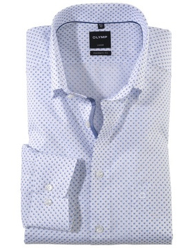 1216-84-11 modern fit, Under-Button-down