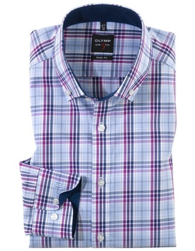 2124-89-95 Level Five, body fit, EL, Button-Down