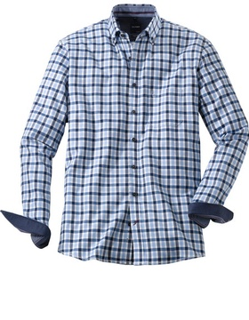 4056-84-11 Casual, modern fit, Button-Down