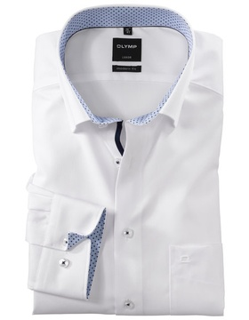 1274-14-11 Luxor, modern fit, Under-Button-down