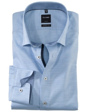 1256-14-11 Luxor, modern fit, Under-Button-down