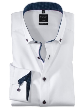 1340-14-00 Luxor, modern fit, Button-Down