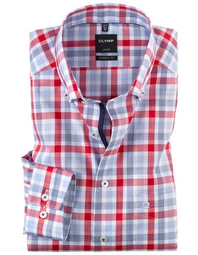 1243-14-35 Luxor, modern fit, Button-down